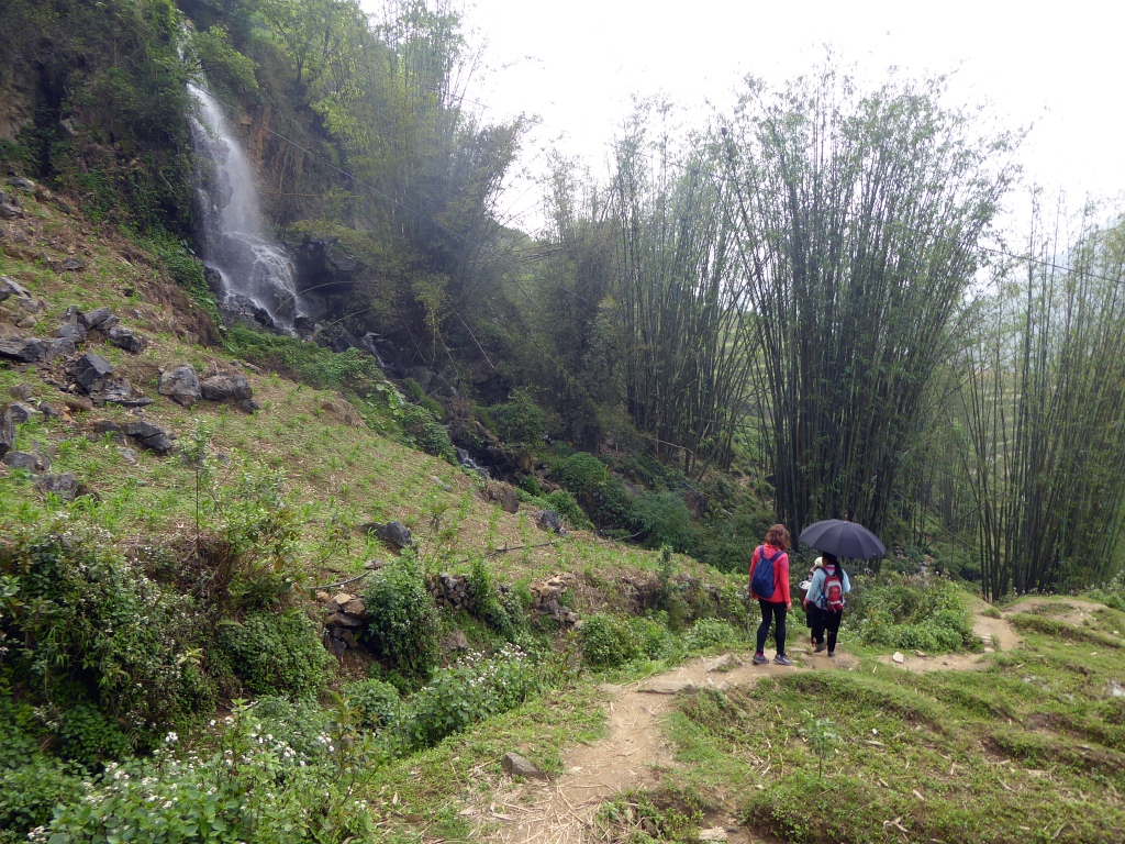 Sapa Waterfall