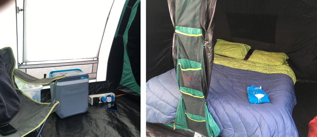 Coleman Camping Equipment