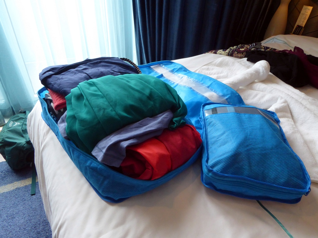Go Travel Packing Cubes