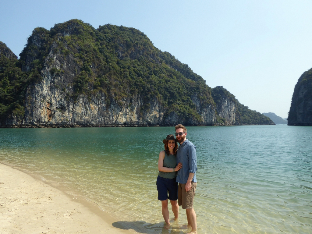 Halong Bay Beach BBQ