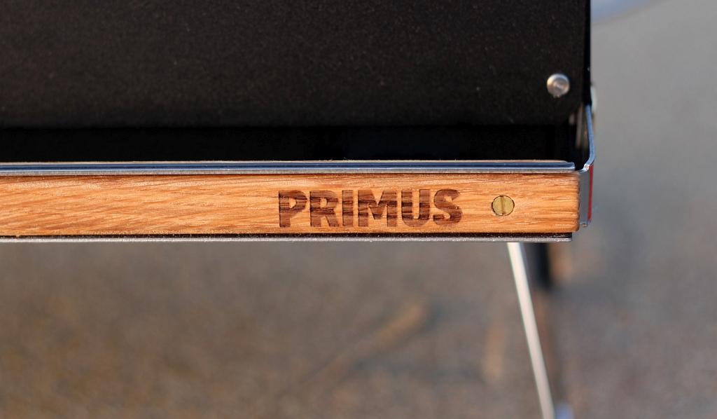 Kuchoma Primus Logo Portable Gas Grill