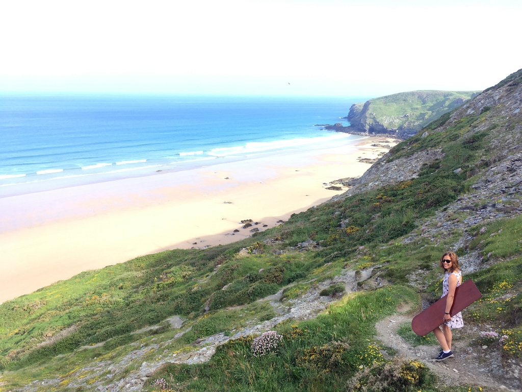 Watergate Bay Coastal Path