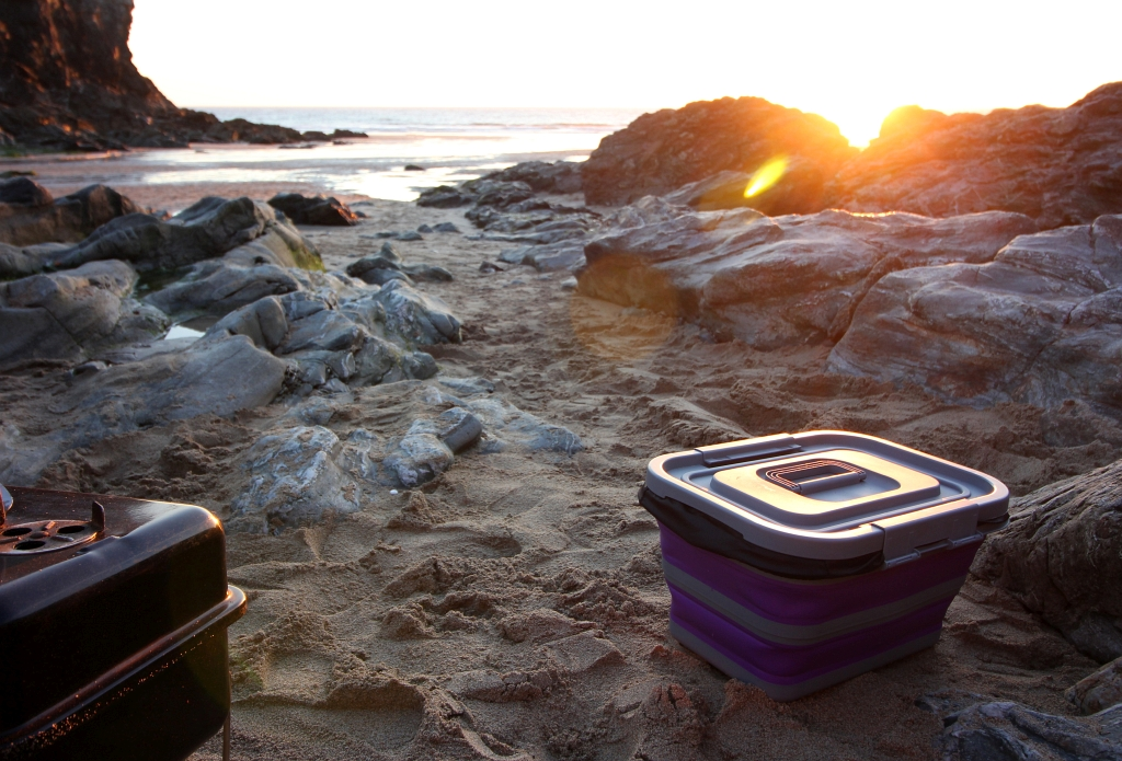 Summit Pop! 18L Folding Collapsible Cool Box Review