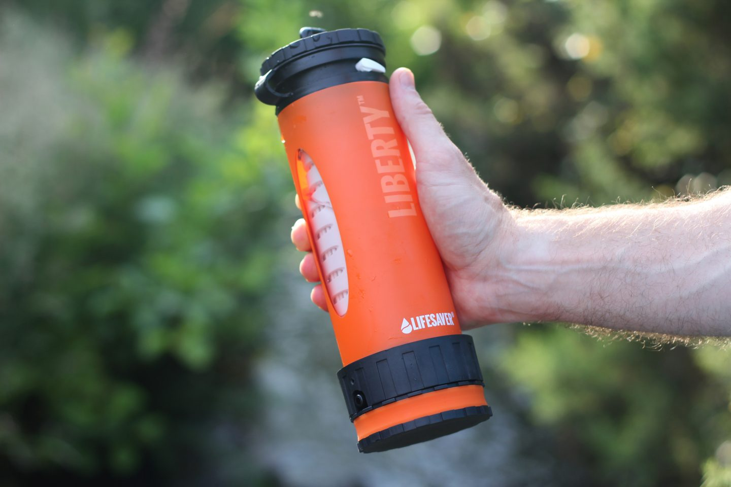 Lifesaver Liberty Portable Water Filter and Purifier Review