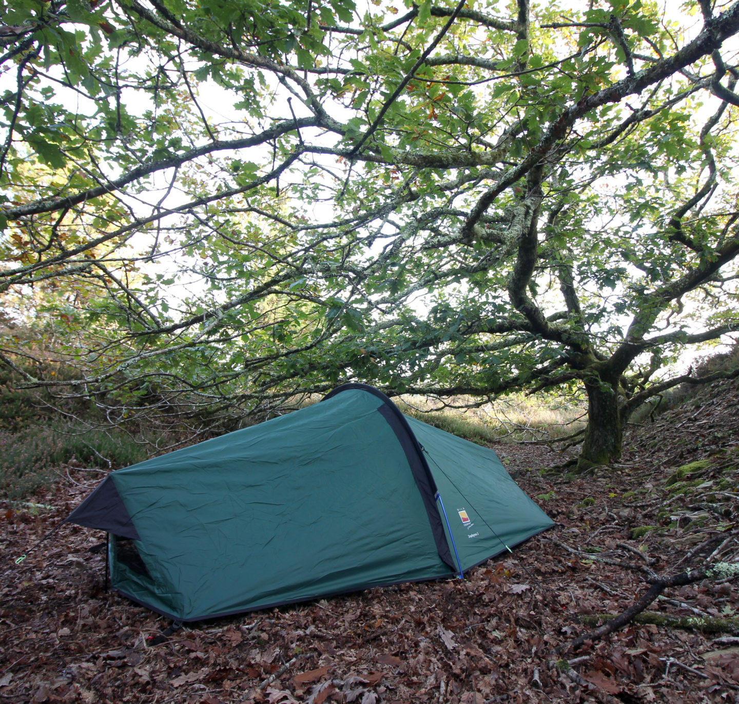Wild Country Zephyros 2 Compact Tent Review