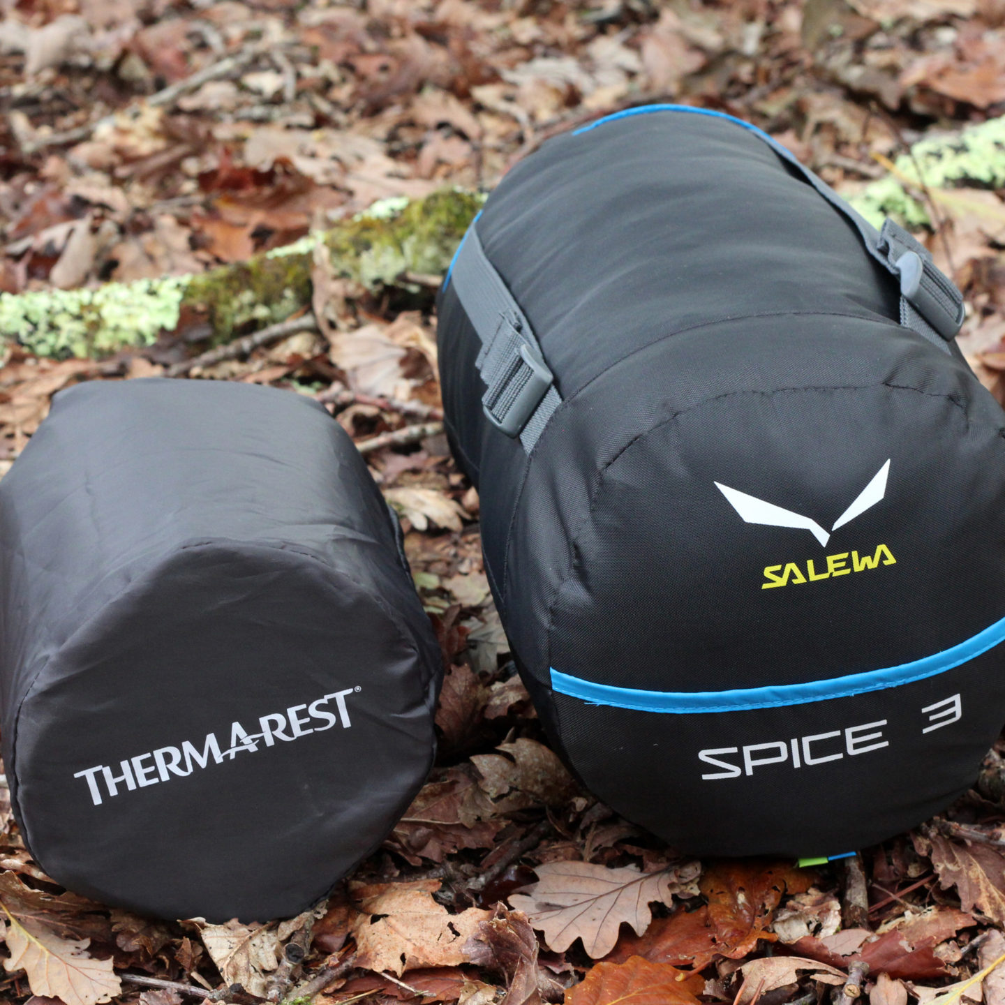 Thermarest NeoAir Venture Sleeping Mat and Salewa Spice Davos Sleeping Bag Review